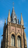 Montreal, Canada: Saint James United Church Architecture Stock Photography