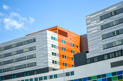 Montreal Children Hospital royalty free stock photo