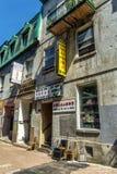 Montreal Chinatown przechuje Zdjęcia Royalty Free