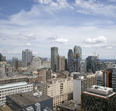 Montreal city Stock Photography