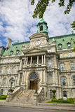 Montreal City Hall Stock Images
