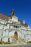 Montreal City Hall, Quebec, Canada Stock Photography