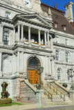 Montreal City Hall, Quebec, Canada Stock Photos