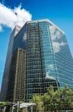 Montreal city modern buildings Stock Photo