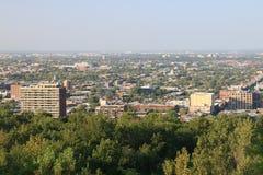 Montreal City stock photo
