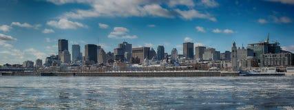 Montreal city Stock Image