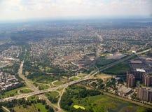 Montreal de negligência Canadá imagem de stock royalty free