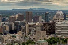 Montreal del soporte real Fotografía de archivo libre de regalías