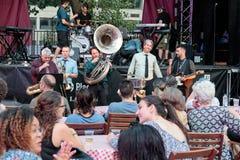 """""""Montreal Dixieâ€- im Montreal Jazz Festival, 2017 stockfotos"""