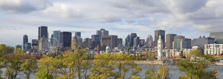 Montreal at fall royalty free stock image