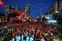 Montreal festiwal jazzowy zdjęcia stock