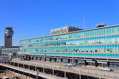 Montreal-Flughafen Stockfoto