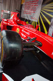 Montreal Formula 1 cars exposition at Crescent street Royalty Free Stock Photos