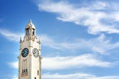 Montreal-Glockenturm Lizenzfreie Stockbilder