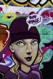Montreal graffiti Royalty Free Stock Photos