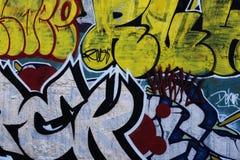 Montreal graffiti Royalty Free Stock Photography