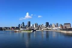 Montreal horisont Fotografering för Bildbyråer