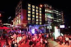 Montreal Jazz Festival Immagini Stock Libere da Diritti