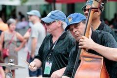 Montreal Jazz Festival 2017 lizenzfreie stockfotos