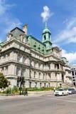 Montreal urząd miasta Zdjęcie Royalty Free