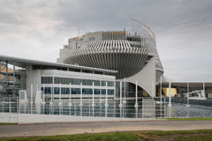 Montreal-Kasino in Jean-Drapeau Parc in Quebec Lizenzfreie Stockfotografie