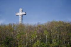 Montreal-Kreuz Stockbilder