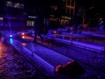 Montreal in Licht 1 lizenzfreie stockfotografie