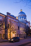 Montreal Marche Bonsecours Market Royalty Free Stock Photography