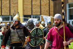 Montreal Medieval fair 2014 Royalty Free Stock Images