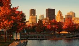 Montreal miasto Zdjęcia Royalty Free