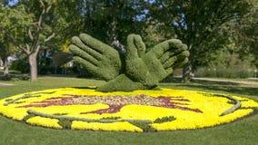 Montreal Mosaicultures Lizenzfreie Stockfotografie