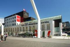 Montreal museum av Contempory konst Royaltyfri Fotografi
