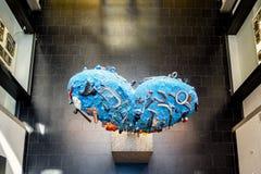 Montreal-Museum von schönen Künsten lizenzfreie stockfotos