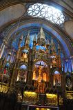 Montreal Notre-Dame Basilica royalty free stock image