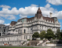 Montreal Old City Hall. Royalty Free Stock Images