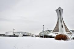 Montreal-olympisches Stadion Lizenzfreies Stockbild