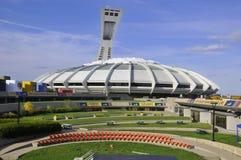 Montreal OSstadion Arkivfoton