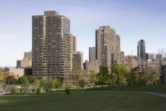 montreal park Arkivbild