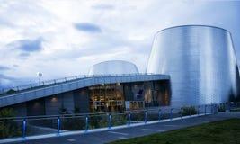 Montreal planetarium Fotografering för Bildbyråer