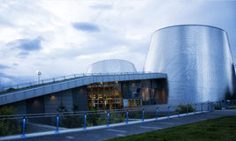 Montreal-Planetarium Stockbild