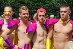 Montreal Pride parade Royalty Free Stock Photo