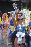Montreal Pride parade Stock Photo
