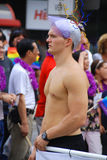 Montreal Pride parade Royalty Free Stock Image