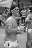 Montreal Pride parade Stock Photography