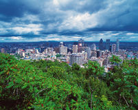 Montreal, Quebec Royalty Free Stock Photo
