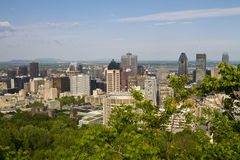 Montreal Quebec Royalty Free Stock Photos