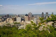 Montreal Quebec Royalty-vrije Stock Foto's
