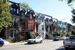 Montreal, Quebec Zdjęcia Royalty Free