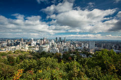 Montreal, Quebec, Canada Stock Photos