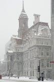 Montreal-Rathaus Lizenzfreie Stockbilder
